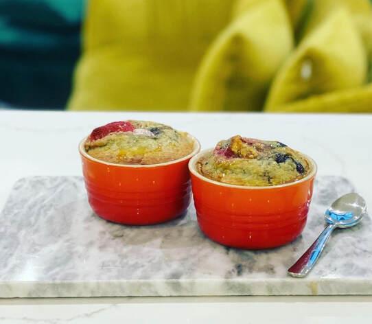 Hiya snack bar souffle recipe